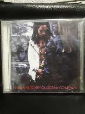 Lenny Kravitz are You gonna go My way cd original