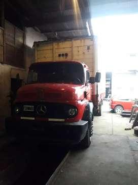 Mercedes 1114. Titular.