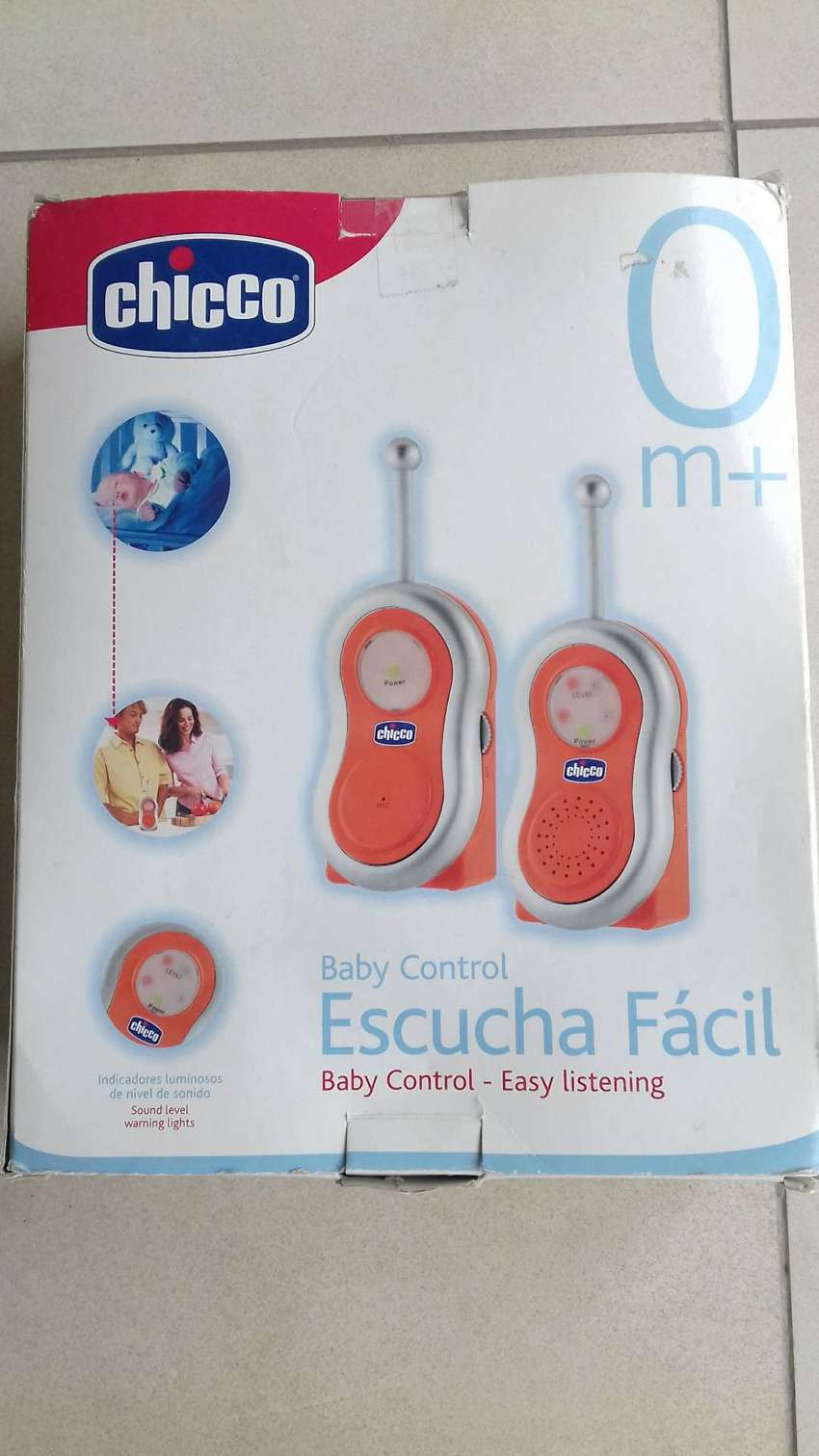 Baby Call Chicco 0