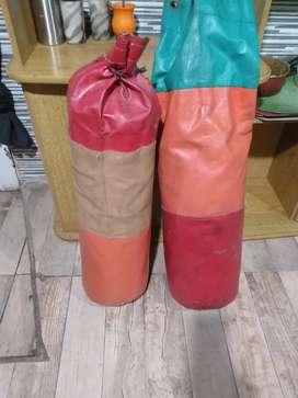 Vendo bolsas de boxeo