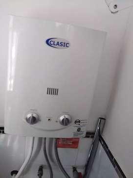 Reparación y mantenimiento de calentadores