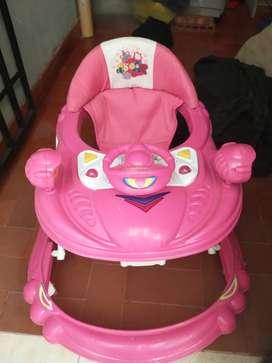 Caminador para bebé de segunda mano