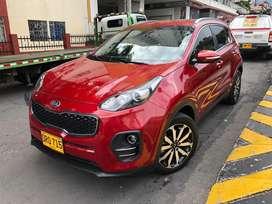 Kia New Sportage Aut 2018 gsl