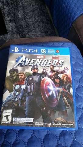 marvel avengers usado