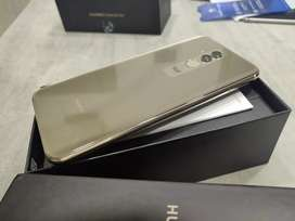 Huawei mate 20 Lite 64GB nuevo, caja abierta se entrega con cargador original factura y garantía por escrito.