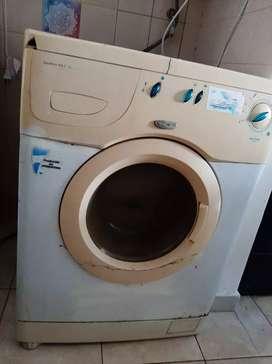 Lavarropas automático _ anda bienn no centrifuga