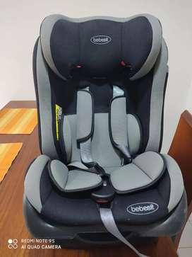 Vendo silla de carro para bebé marca bebesit