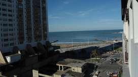 2 Ambientes Centro con vista al mar