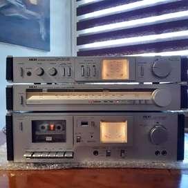 Akai Vintage Sistema HIFI Amplificador ( Receiver )