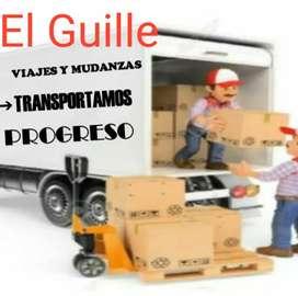 Viajes y mudanzas a nivel nacional EL GUILLE