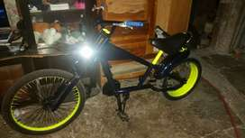 Vendo chopper original