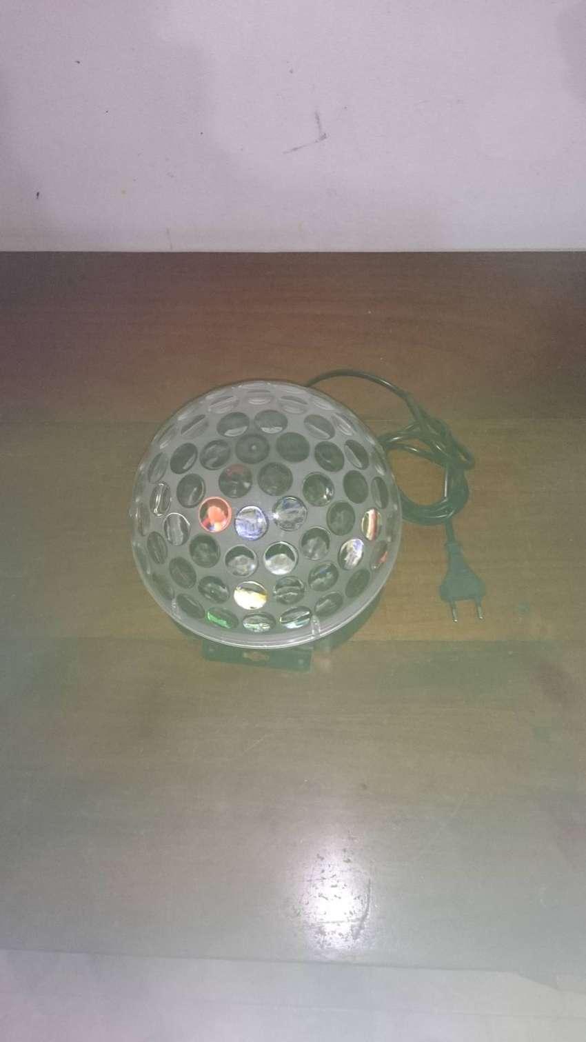 Bola Led Audioritmica - USB (Magic Ball Light) 0