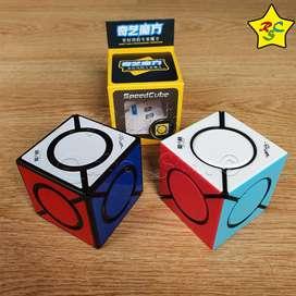 Cubo Rubik Ivy Six Spot Cube Qiyi 3x3 Mofangge 6 Circulos