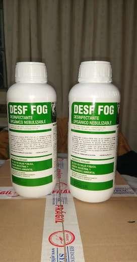 DESF  FOG nebulizable