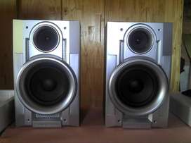 Bafles Philco p/ equipo de audio