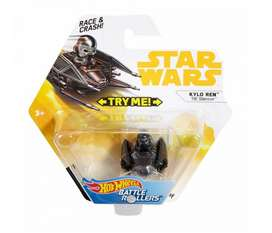 Star Wars Naves Hotwheels Battle Roller Kylo Ren
