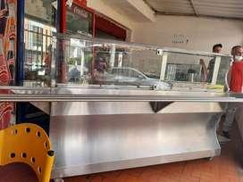 Barra Autoservicio restaurante