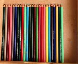 Paquete de 25 uds colores variados