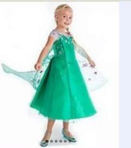 Disfraz frozen ever americano marca disney store