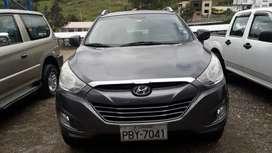 Hyundai tucson full año 2012 color gris