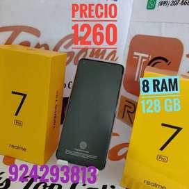 Realme 7 pro sellado 8 ram /128 GB