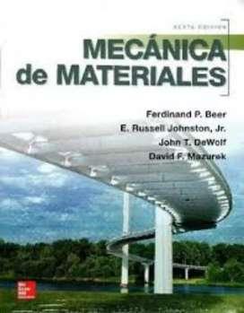 Mecánica de materiales Beer