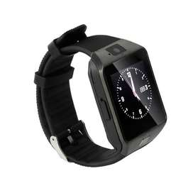 Smartwatch DZ09, reloj inteligente, con cámara