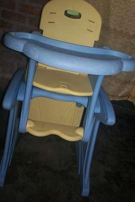 silla y muebles
