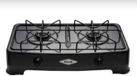 Vendo estufa dos puesto marca haceb con la manguera del gas nueva