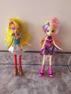 Vendo muñecas My Little pony