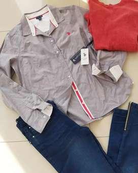 Camisa POLO nueva talle S