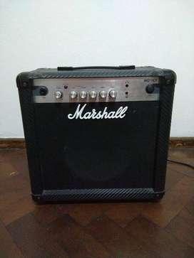 Amplificador Marshall 15 W