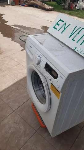 Lavarropa automático digital mabe