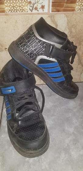 Zapatillas ecocuero