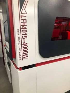 Cortadora laser por Fiba ADH MONTEGUEZ 4kw