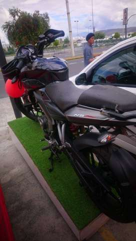 Vendo flamante moto sin usar