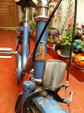 Bicicle antigua raleigh