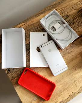 Iphone 6s plus Apple Accesorios como nuevo