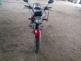 Moto honda CB1 -125