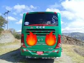 Bus verde de oportunidad