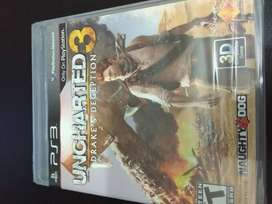 Uncharted 3 Play Station 3