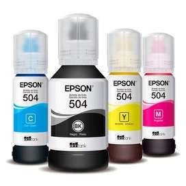 TINTAS EPSON 504