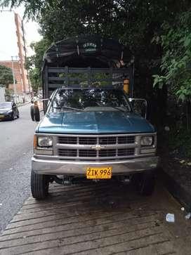 Vendo camión chevrolet cheyenne