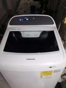 Lavadora Samsung casi nueva