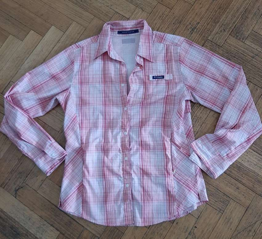 Camisa de Mujer Columbia Talle M 0