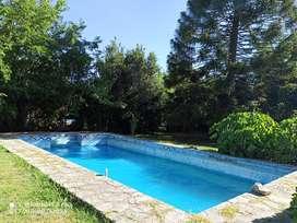 Casa quinta con dos casas en alquiler La Lonja, Pilar