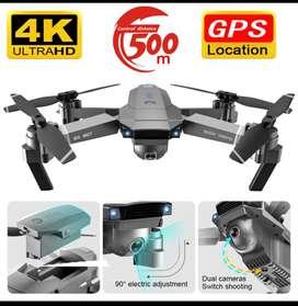 Drone plegable profesional con cámara Dual 4K WiFi