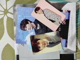 Vendo KyuHyun Super Junior 1 mini album + Poster doblado