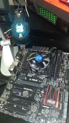 Combo Board Procesador Ram Intel I7 4790