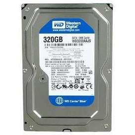 discos duros SATA de 320 gb para pc y para portatil